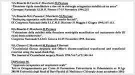 pubblicazioni scientifiche dentistiche