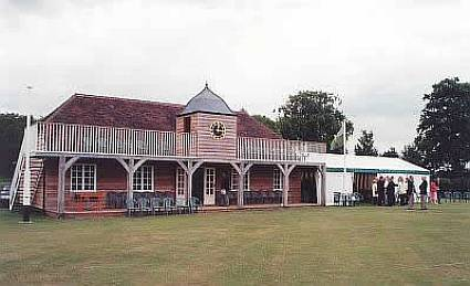 The Broadhalfpenny Down Cricket ground, a piece of cricket history in South Harting