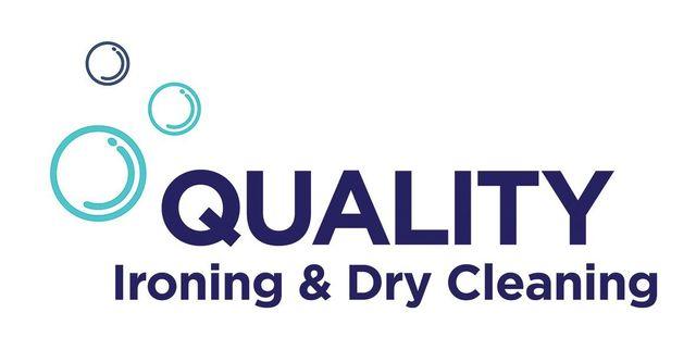 Quality Ironing Service logo