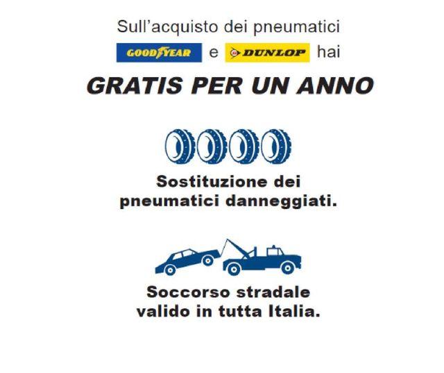 gratis sostituzione pneumatici