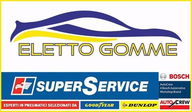 Logo Eletto Gomme Napoli
