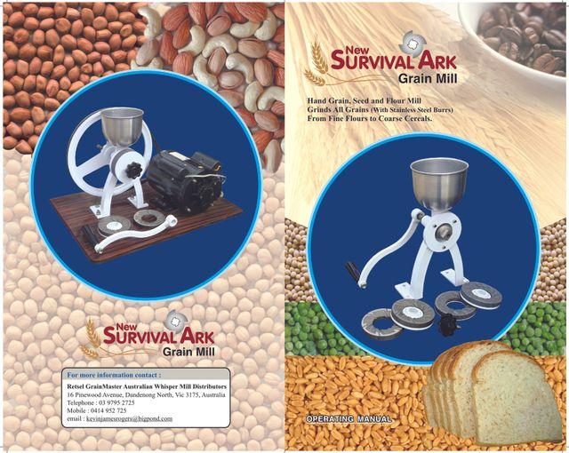 Australian Retsel Distributors | Grain And Seed Milling | Victoria