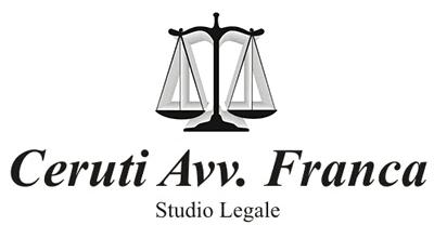 STUDIO LEGALE CERUTI AVV. FRANCA - LOGO