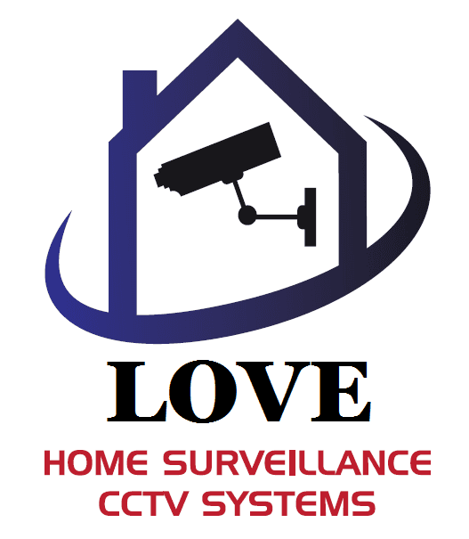 Home Security System Logo