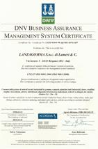 certificato dnv