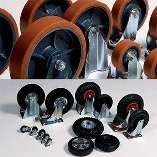 carrelli e attrezzature industriali