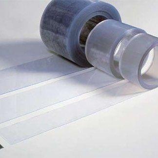 pvc stampato flessibile trasparente