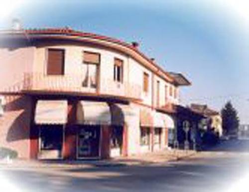 un edificio