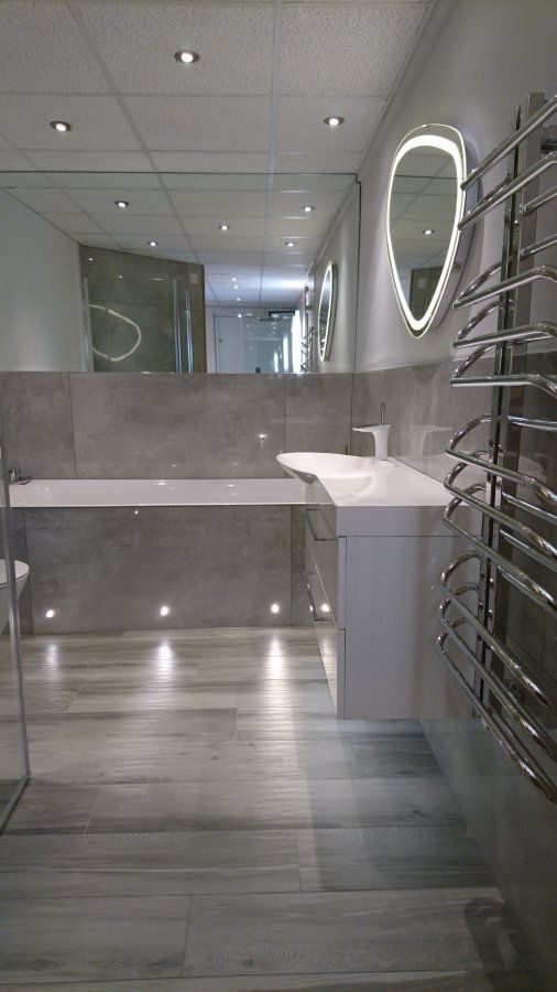 Floor Lighting Can Improve Your Bathroom Dramatically Making The E Look More Ious And Whole Lighter Clearer
