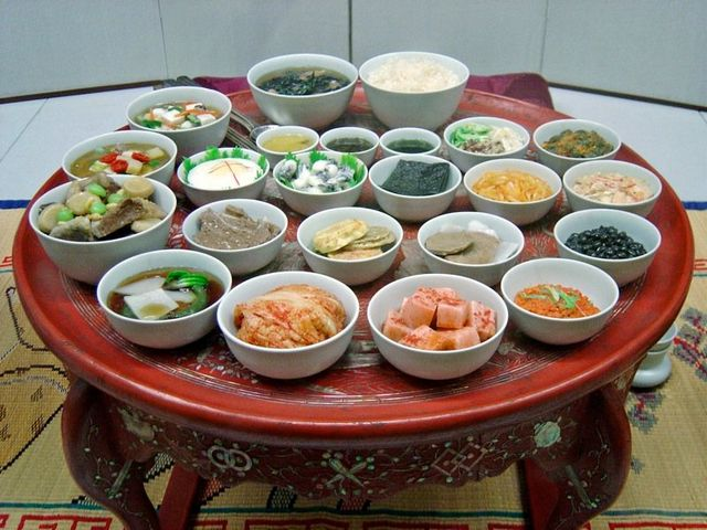 Piatti della cucina coreana a rovigo