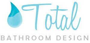 Total bathroom design logo