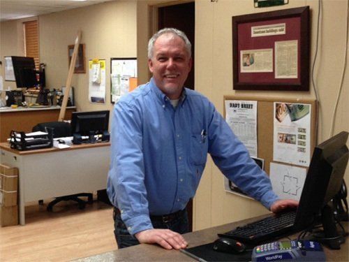 Kevin Fossum, owner at Contractor Supply of West Salem providing home design services in West Salem, WI