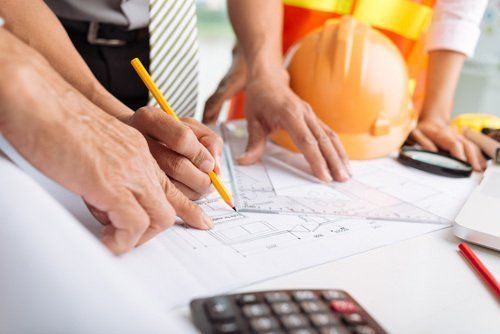 Experts planning for lumber work in West Salem, WI