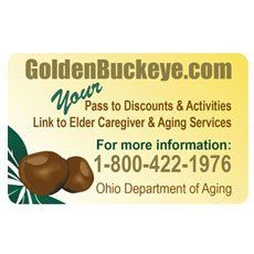 golden buckeye