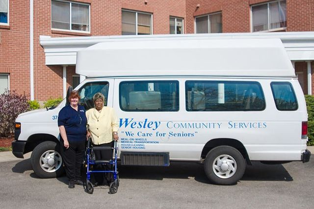 Senior and Elderly Transportation Services