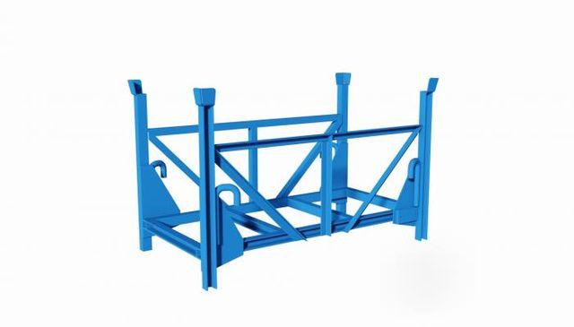 porta barre blu