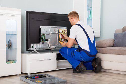 riparazione TV e decoder