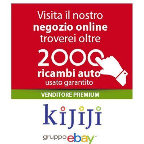 Oltre 2000 ricambi auto usato garantito a GM Autoricambi in Pozzallo su kikiki.it