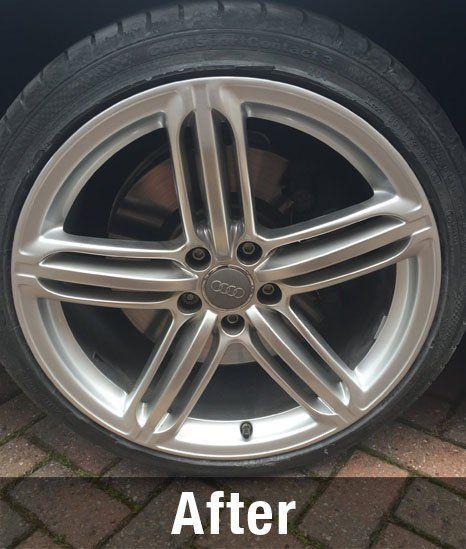 top-quality alloy wheel