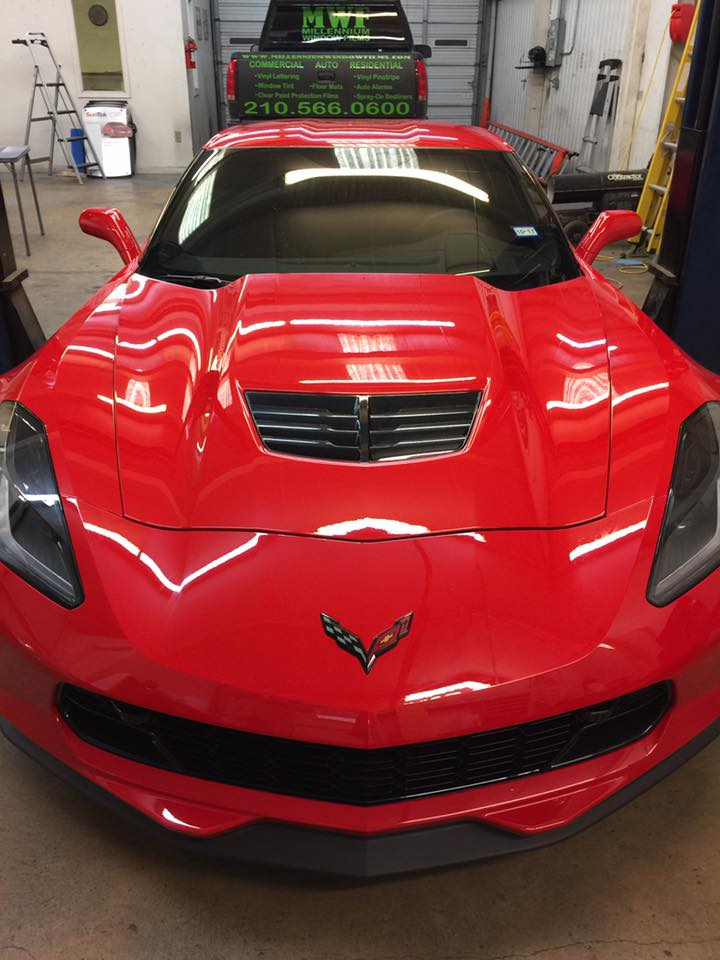 Paint Protection Film San Antonio, TX