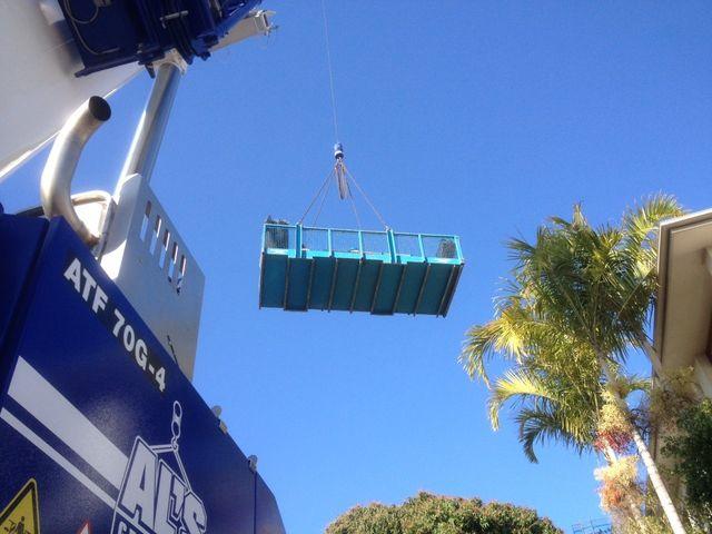 AB Crane Hire Lift