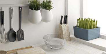 oggetti per cucina, idee di arredo, cucine