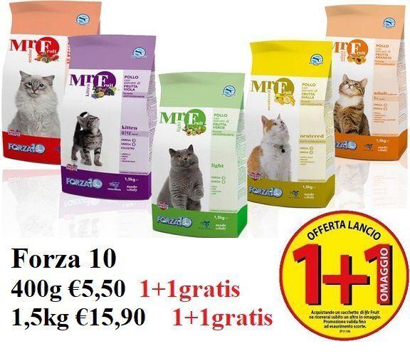 Forza 10 cibo per gatti varese