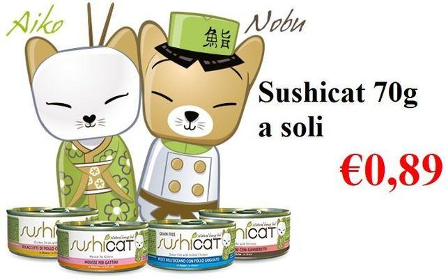 Sushi cat in offerta Varese