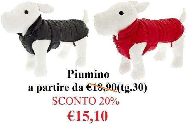 abbigliamento cani - La Casa degli animali - Varese