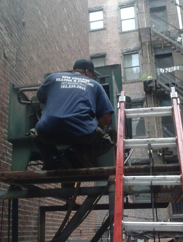 commercial hvac repair, Boston, MA
