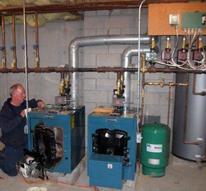 oil burner repair, Hanover, MA