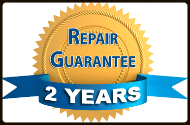 hvac service warranty 2 years