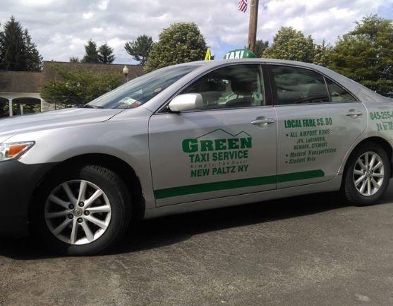 fleet - New Paltz, NY - Green Taxi LLC
