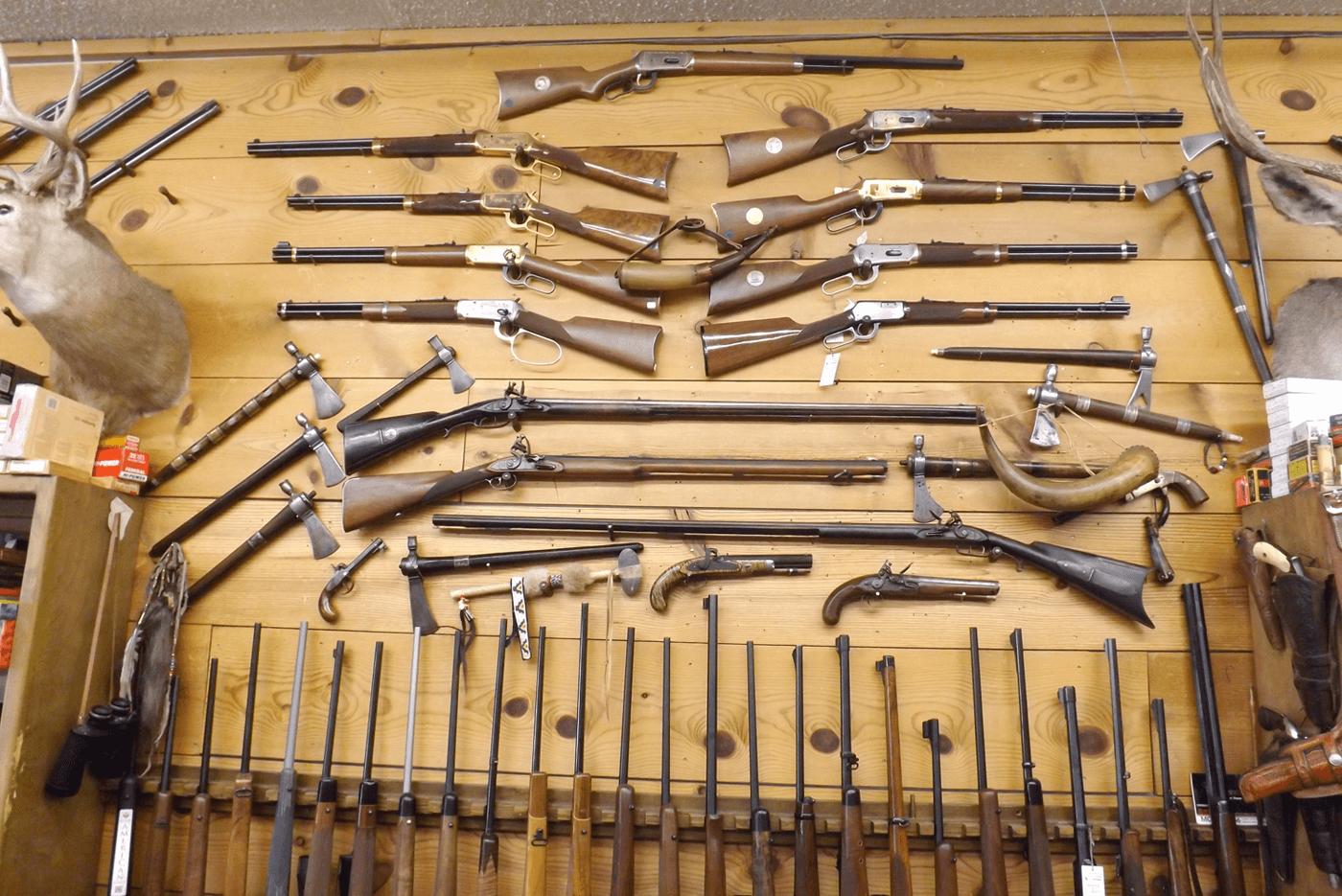 Buy and Sell Guns-Enumclaw - Enumclaw, WA - Tuttle's Gun Store