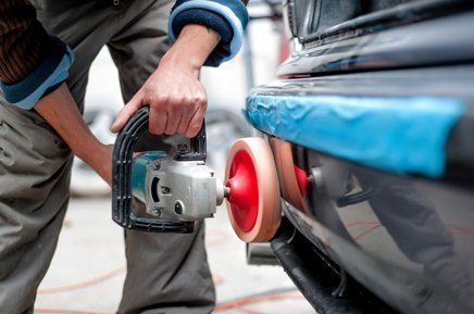 A complete range of vehicle damage repairs