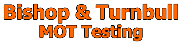 Bishop & Turnbull MOT Testing logo