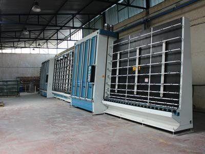 magazzino produzione vetri