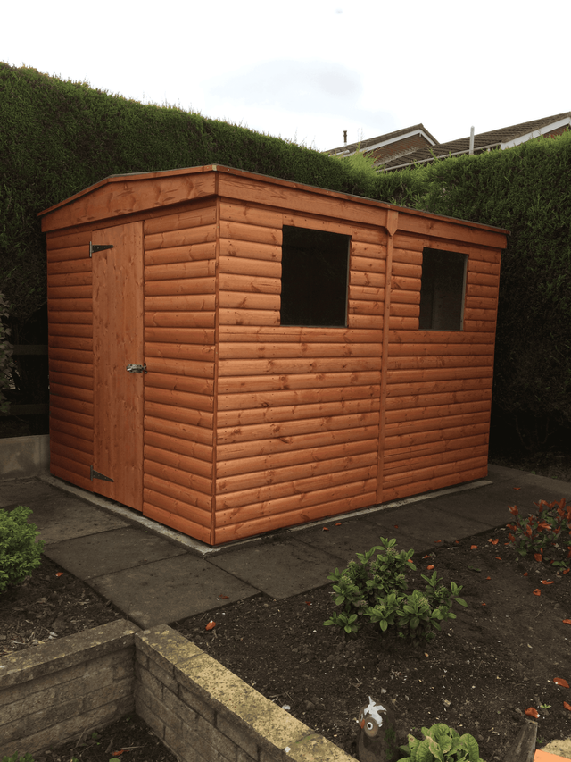 quality outdoor garden sheds