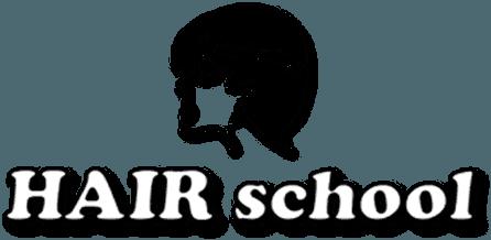 logo Hair School
