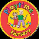 Playtime nursery logo