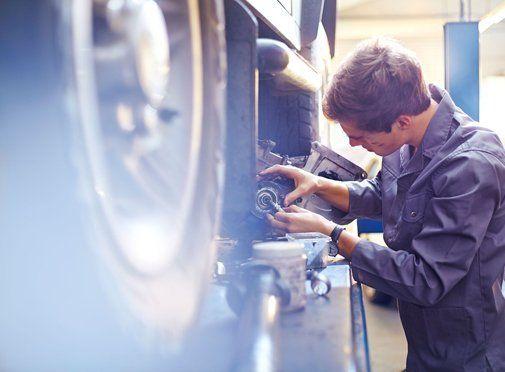 ATA accredited mechanics