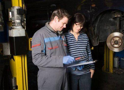 garage expert services