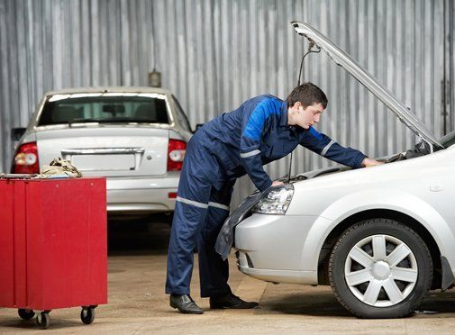 mechanic testing