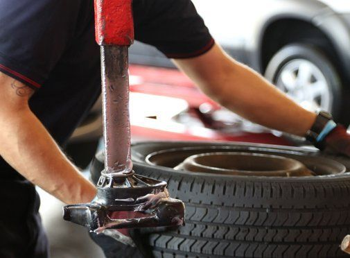tyre cleaning