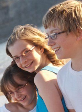 Children's spectacles
