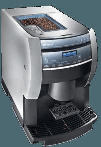 Necta Koro machine