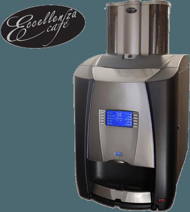 Eccelenza Cafe machine