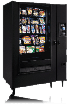 A la cart Frozen food vending machine