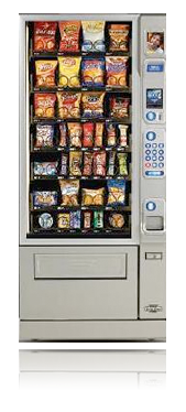 Merchant 4 vending machine