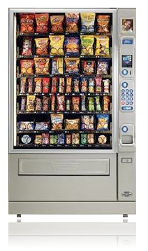 Merchant 6 vending machine